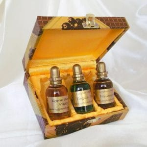 3 Oil Gift Box