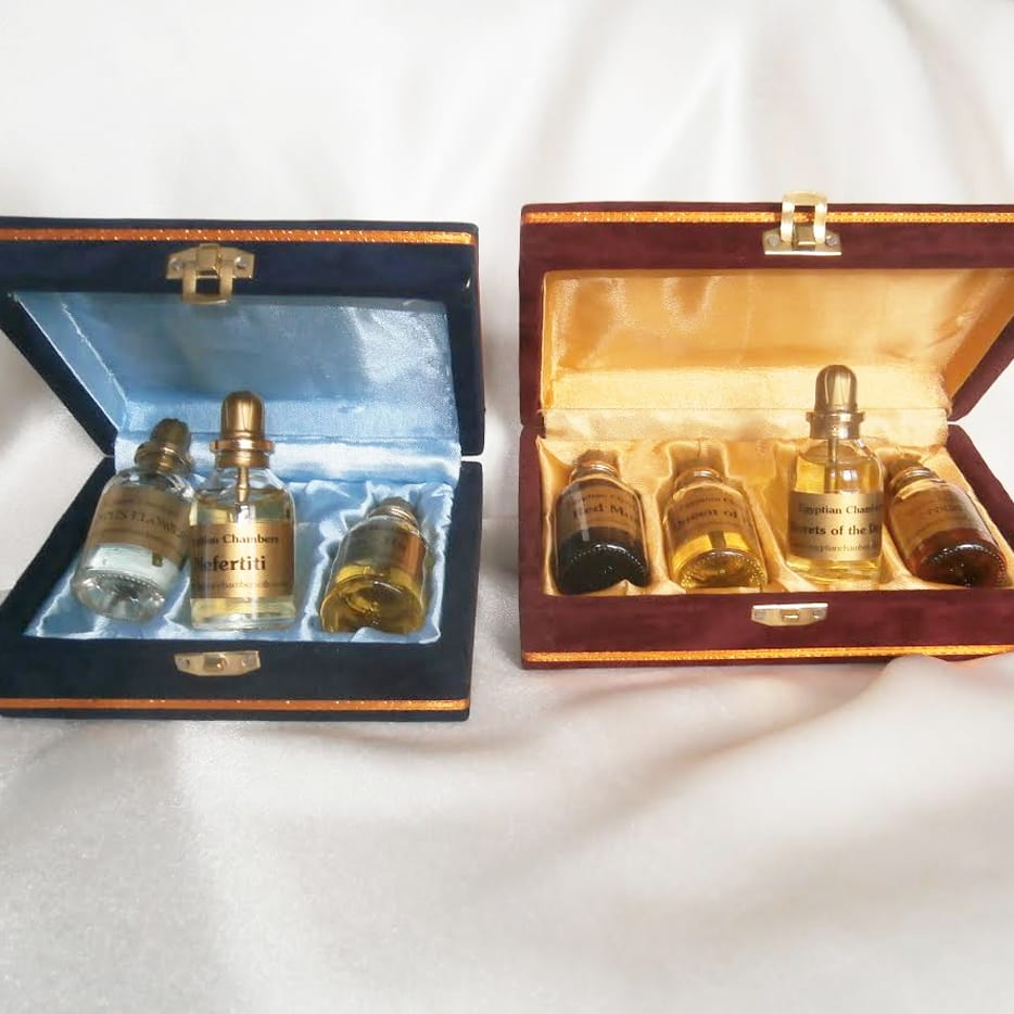 Authentic Egyptian Fragrance Oils Egyptian Chambers