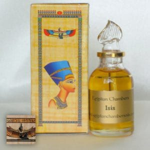 Egyptian Chambers Isis Oil