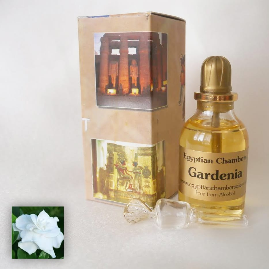 Egyptian Chambers Gardenia Oil