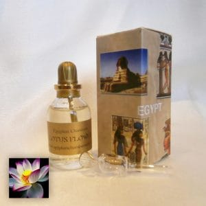 Egyptian Chambers Lotus Flower Oil