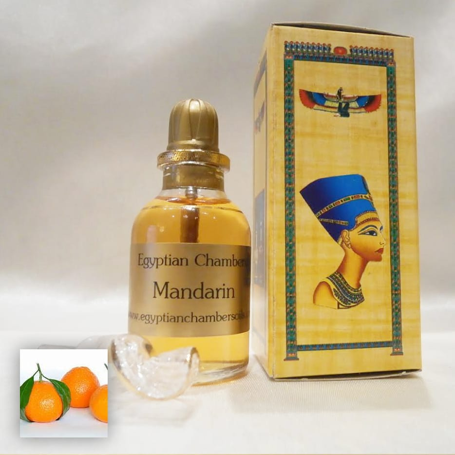 Egyptian Chambers Mandarin Oil