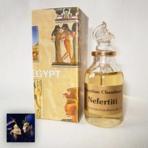 Egyptian Chambers Nefertiti Oil