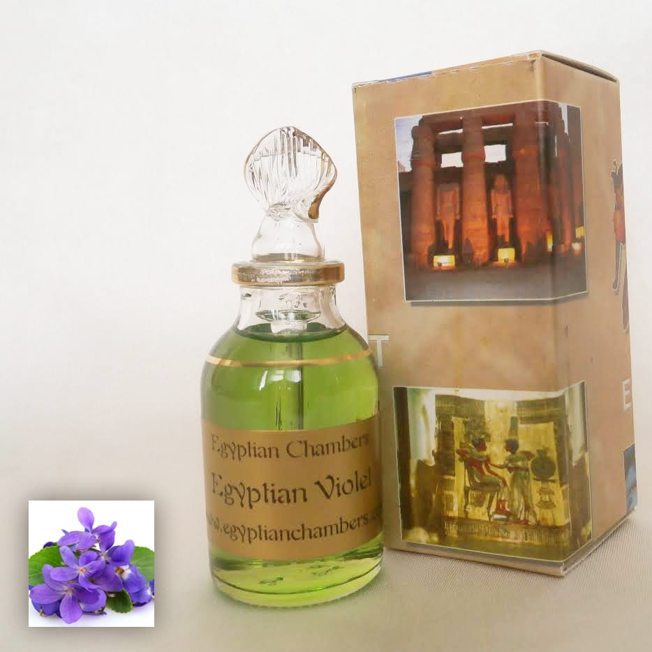 Egyptian Chambers Egyptian Violet Oil