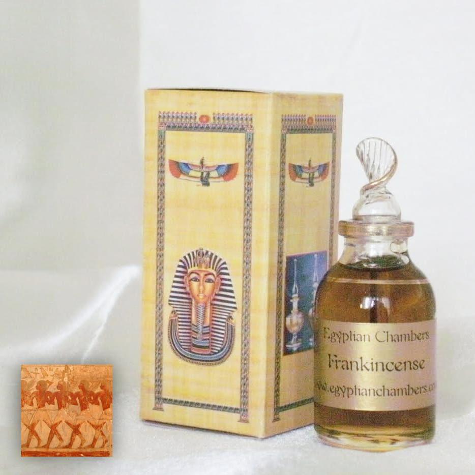 Egyptian Chambers Frankincense Oil