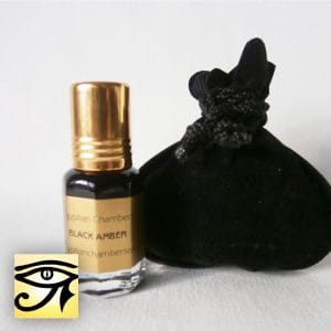 Egyptian Chambers Black Amber Oil